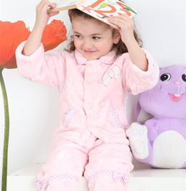 婴之初品牌婴幼服饰 给宝宝安全舒适的贴身呵护